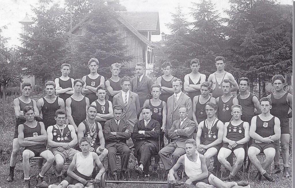 Der Ringsportclub Götzis 1929
